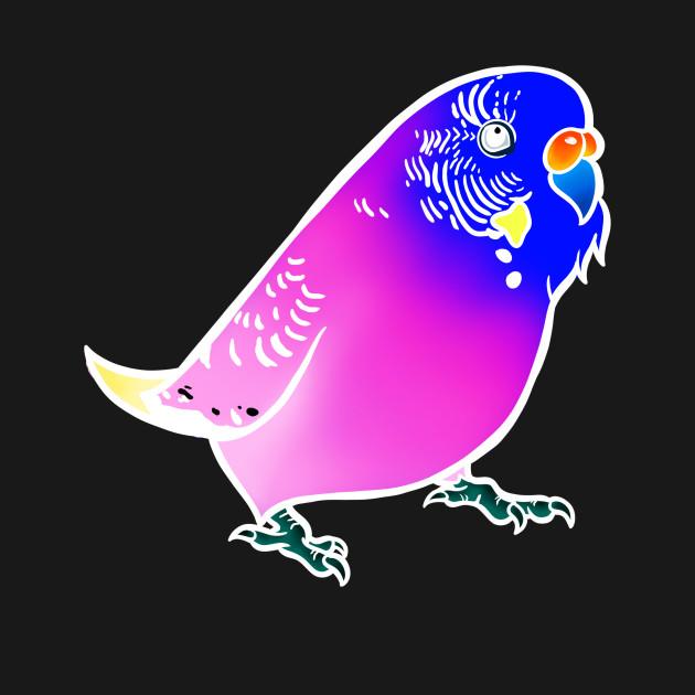 Inverted Parakeet