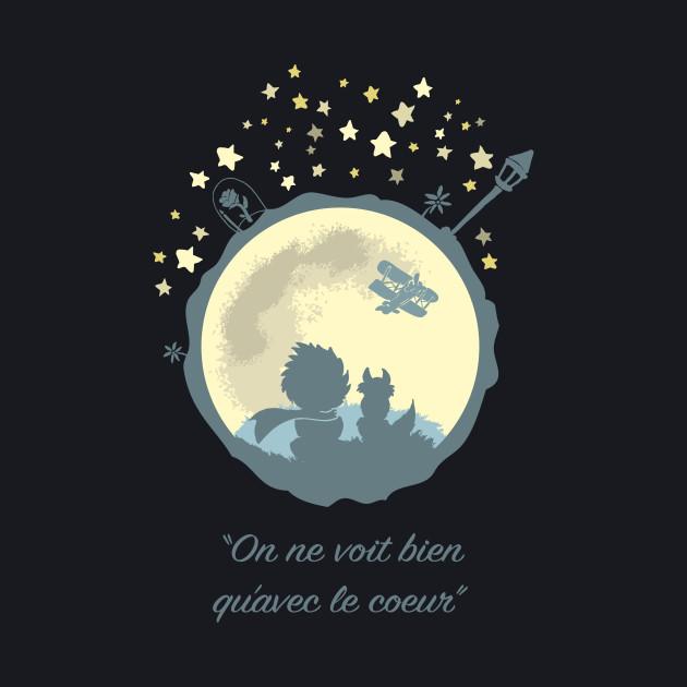 The Prince, The Fox & The Moon