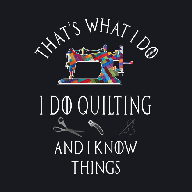 93dad6f5c9 Funny Quilting Sewing Quote Gift for Quilter Seamstress - Quilting ...