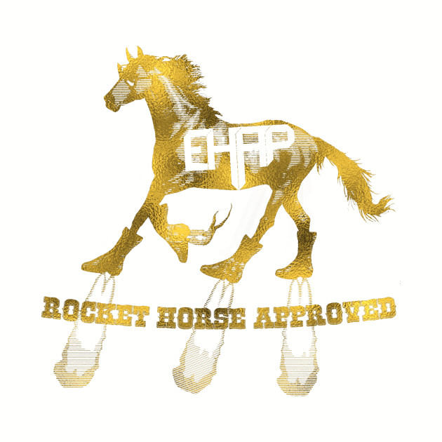 Rocket Horse Limited Edition