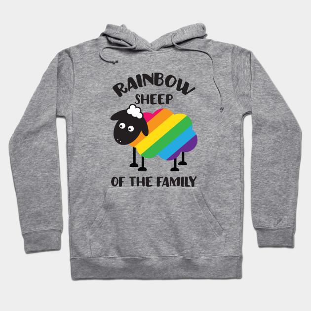 Rainbow Sheep Of The Family LGBT Pride