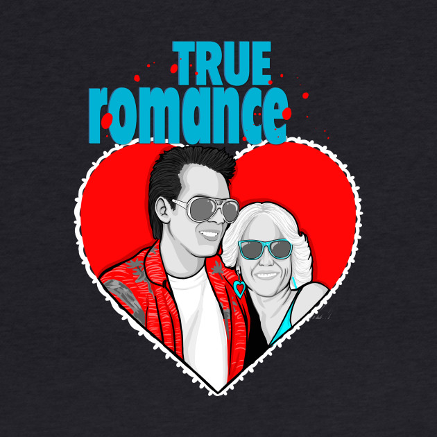 True Romance greetings from Clarence and Alabama