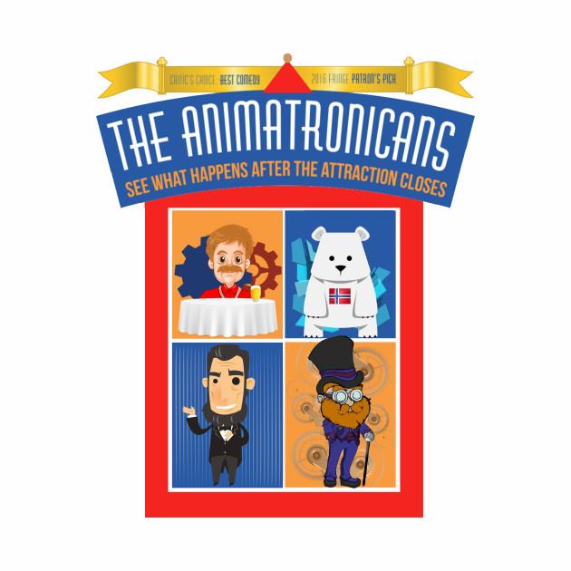 Animatronicans classic design