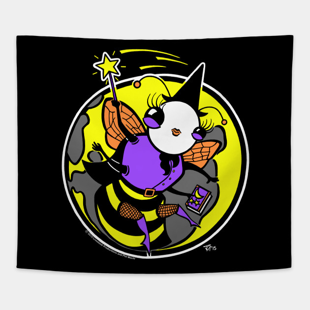 Witchbee Greetings
