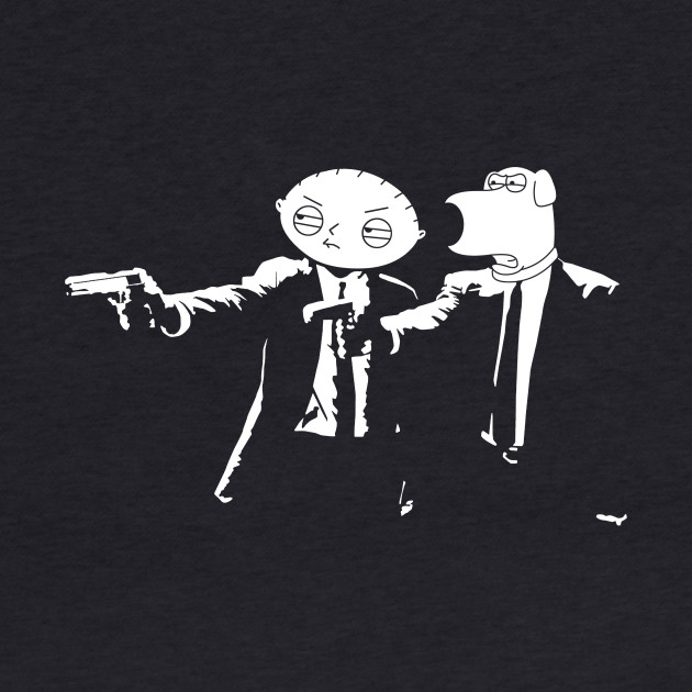 Pulp Fiction - Brian&Stewie
