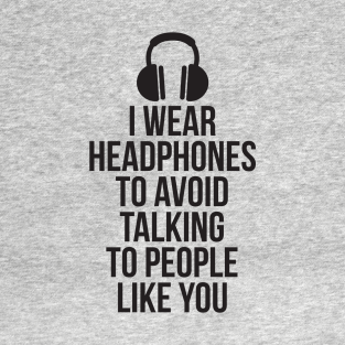 Fuck Off Quotes Cool Fuck Off Headphones Funny Quotes For Girls Ignore Ignoring Dont