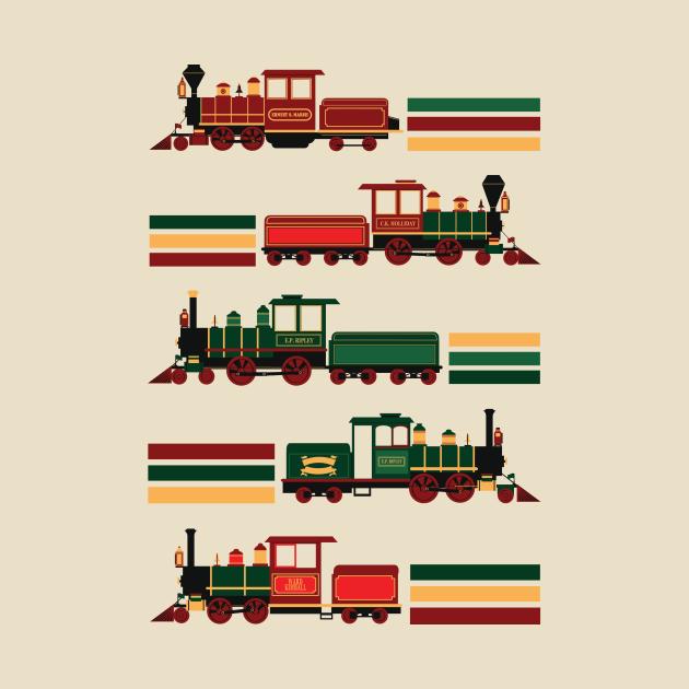 Magic Trains