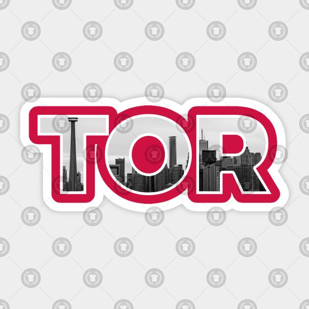 Toronto Raptors Tor Skyline