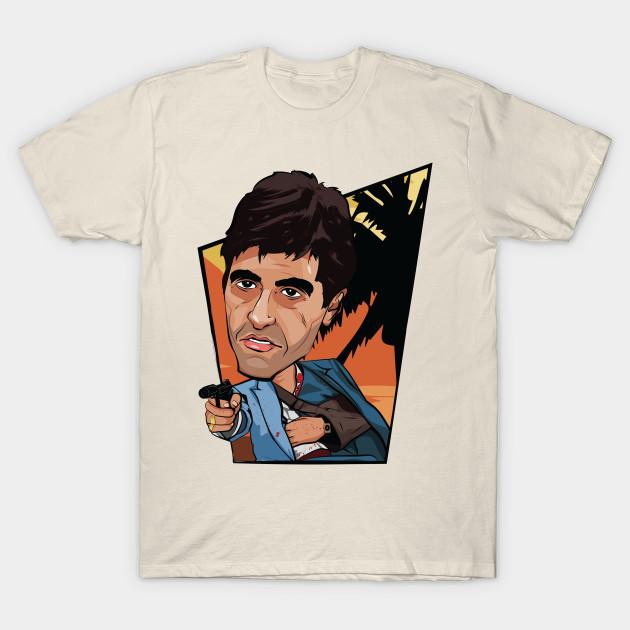 2232bb411 Scarface - Scarface - T-Shirt | TeePublic