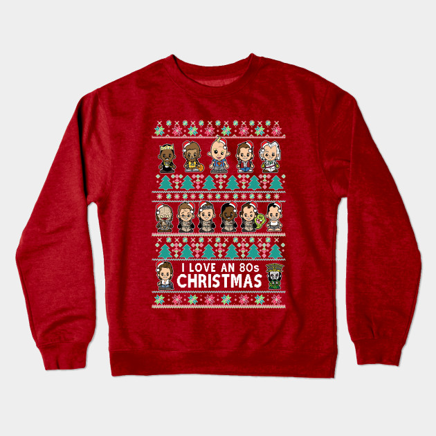 bright in luster various kinds of low priced Lil 80s Christmas Jumper