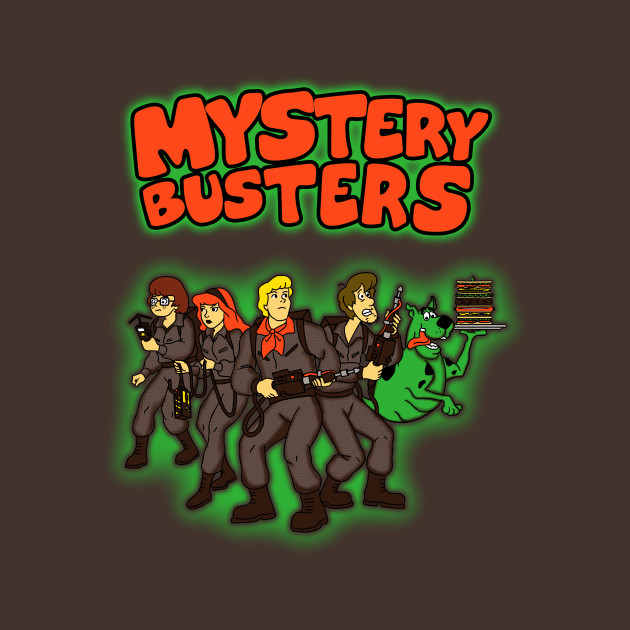 Mystery Busters (colab with Andriu)