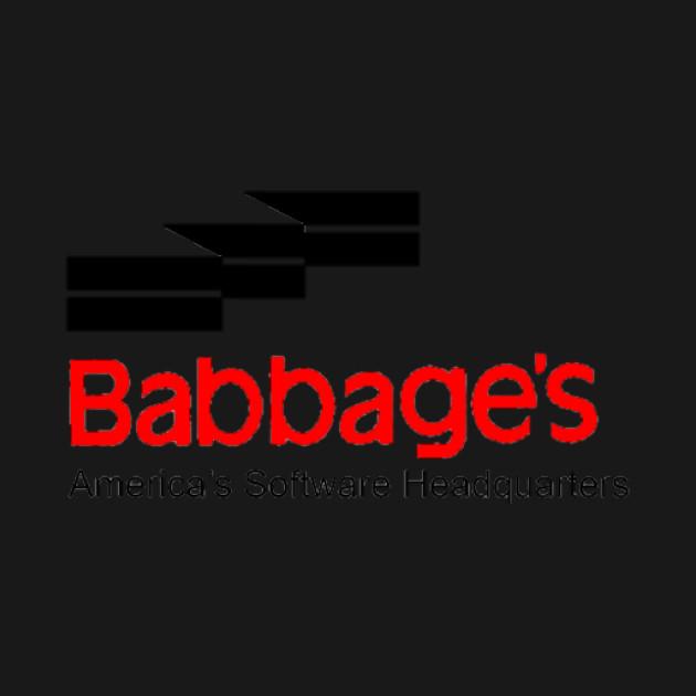 Babbage's - America's Software Headquarters Promo Logo