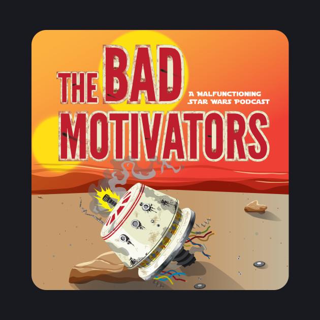 The Bad Motivators_New Album Art