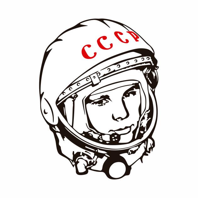 Yuri Gagarin Astonaut