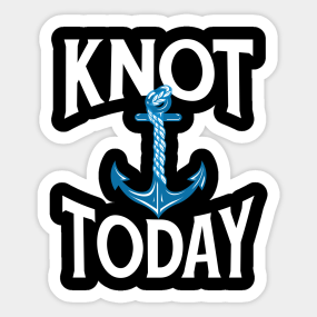 Boating Gifts For Men Stickers   TeePublic