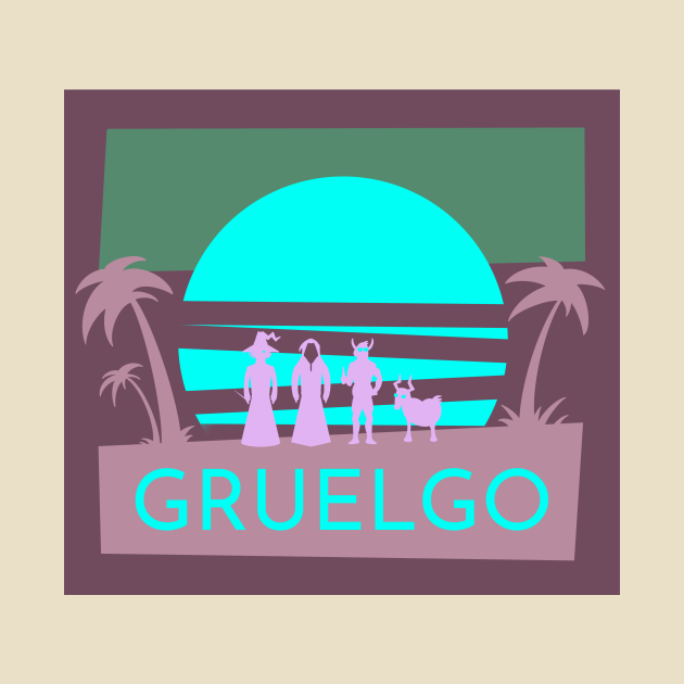 Gruelgo Sunset