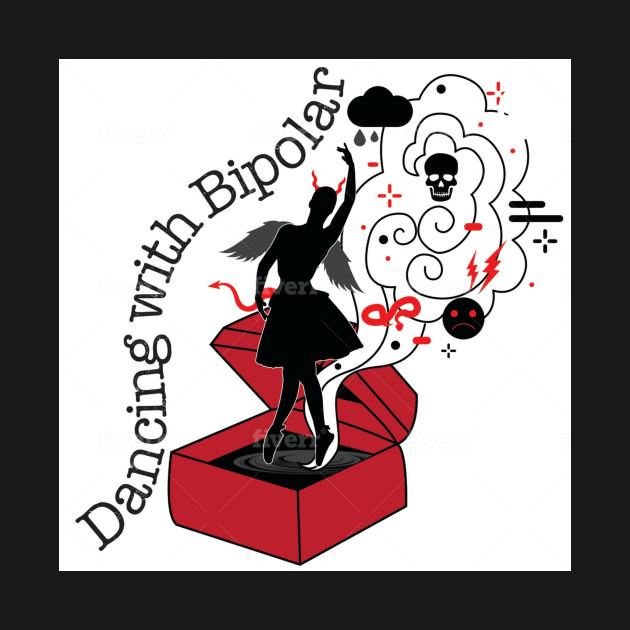 Dancer..Dancing with Bipolar logo2