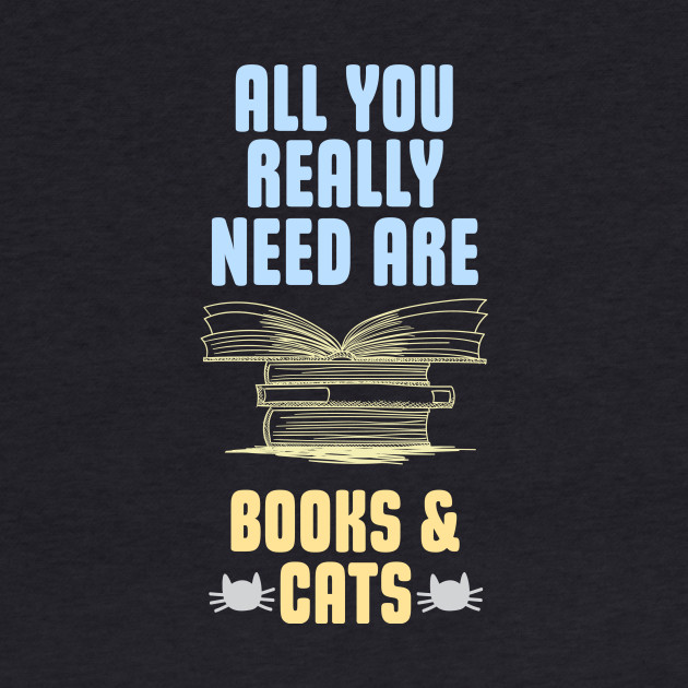 Books And Cats...