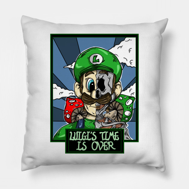 Luigi´s Time Is Over