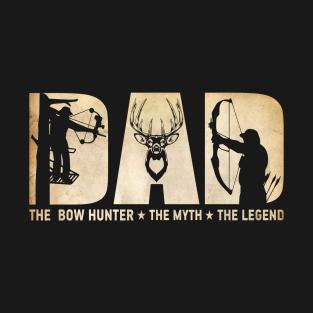 d9907b96 Main Tag Dad The Man The Myth The Deer Hunting Legend T-Shirt