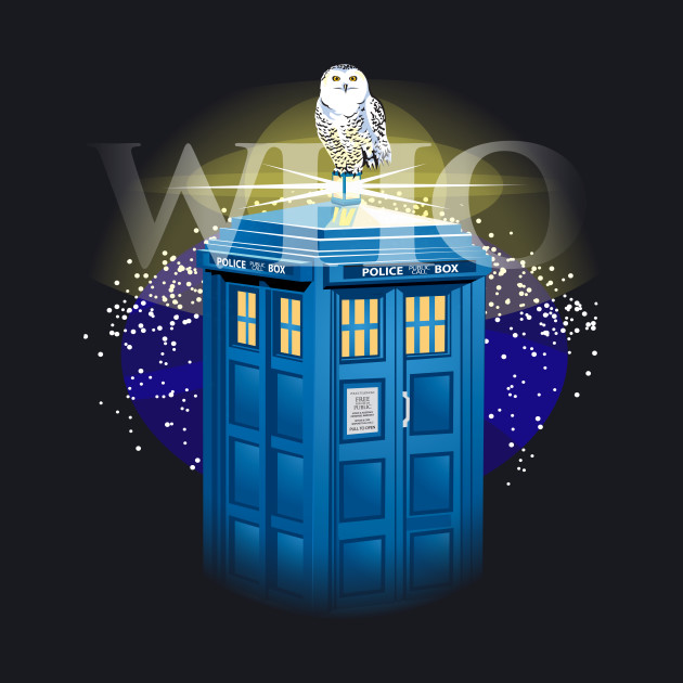 Dr Who - TOP TEN #8 (Hedwig Knows Who)