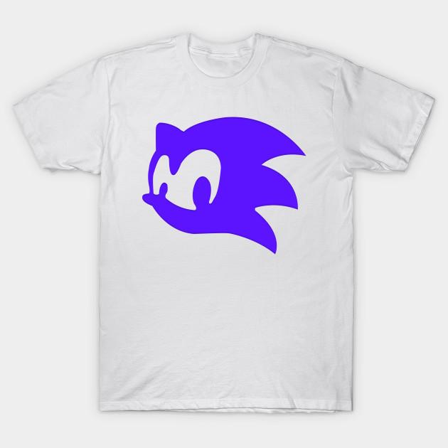 Cthe Hedgehog Sonic The Hedgehog Design T Shirt Teepublic