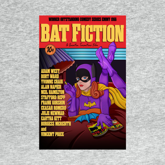 Bat Fiction
