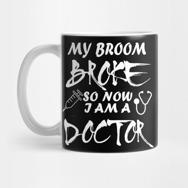 Halloween Doctor Costume Halloween Party Clubwear Mug
