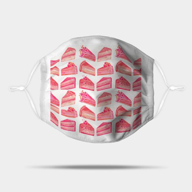 Melon Cake Slices