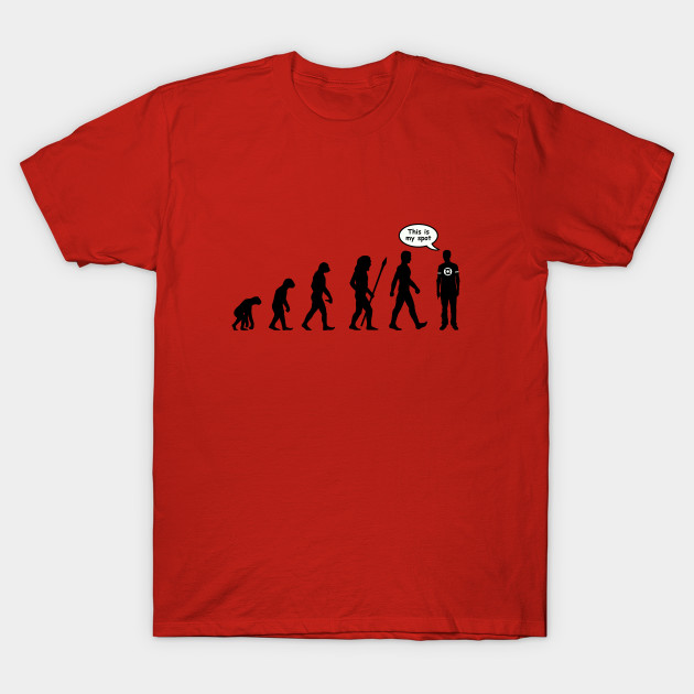 Sheldon: Homo Novus - Homo Sapiens - T-Shirt