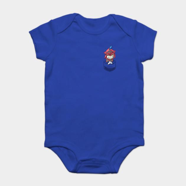 feb8e044640f Pocket Baby Sidon Breath of the Wild Champion tshirt - Sidon ...