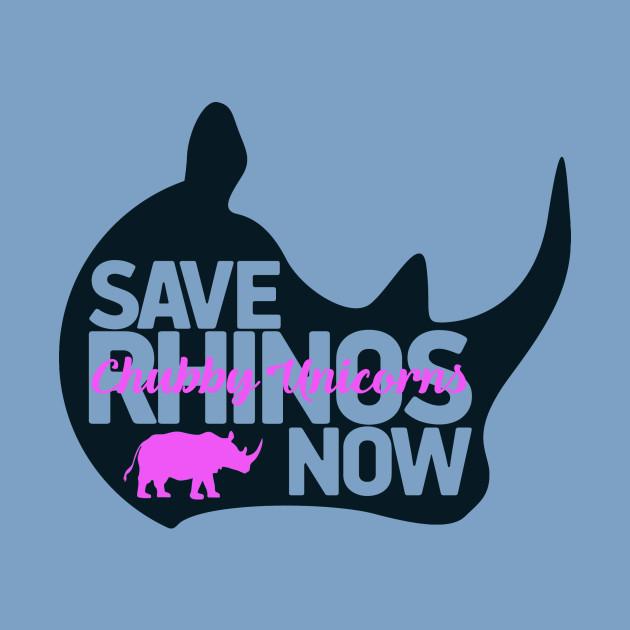 Save the rhinoceros!
