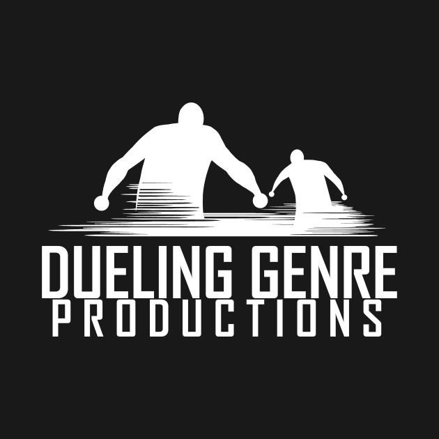 Dueling Genre White Logo