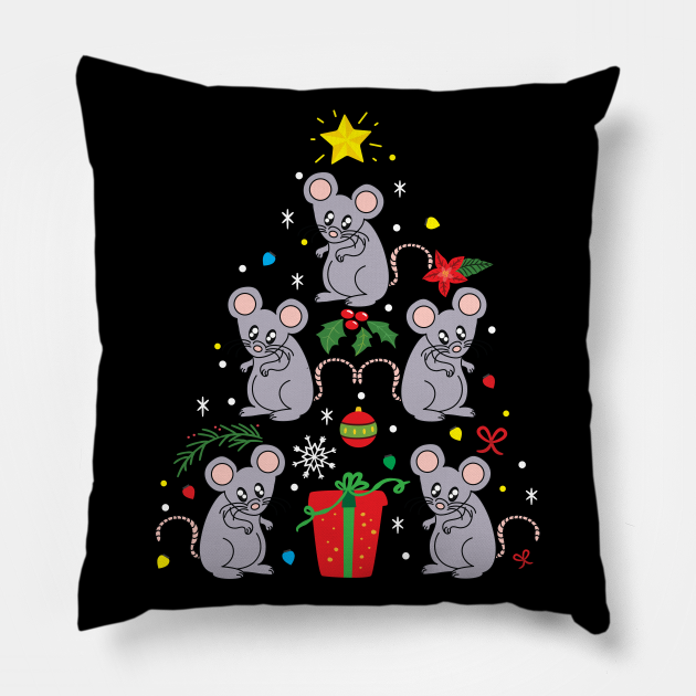 Mouse Christmas Ornament Perfect Gift