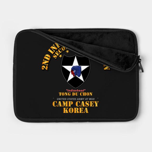 2nd Infantry Div - Camp Casey Korea - Tong Du Chon
