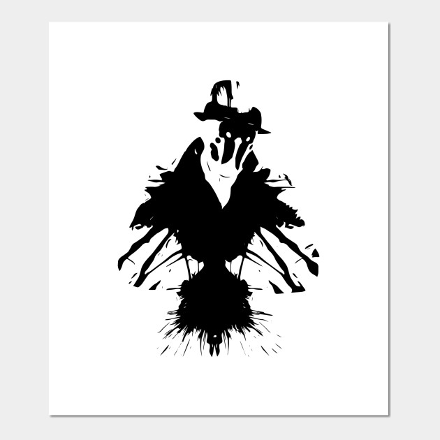 rorschach dc comics posters and art prints teepublic