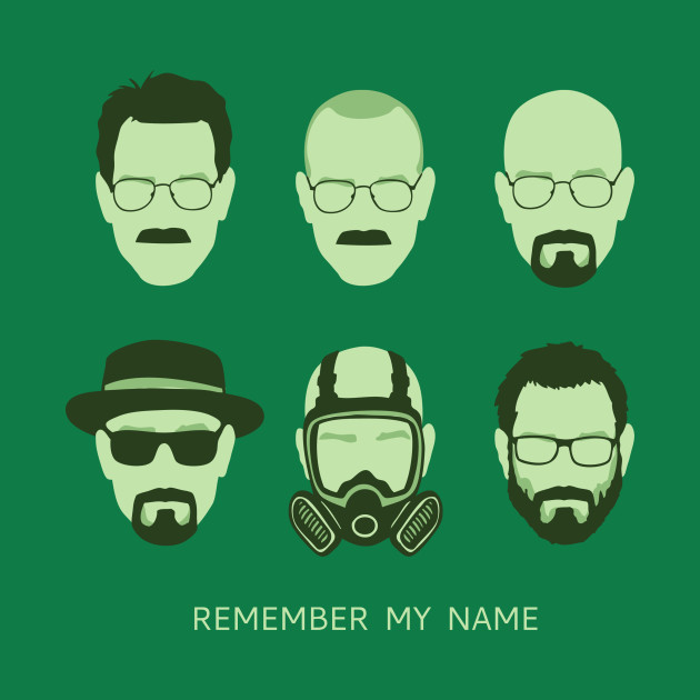 ALL HAIL HEISENBERG