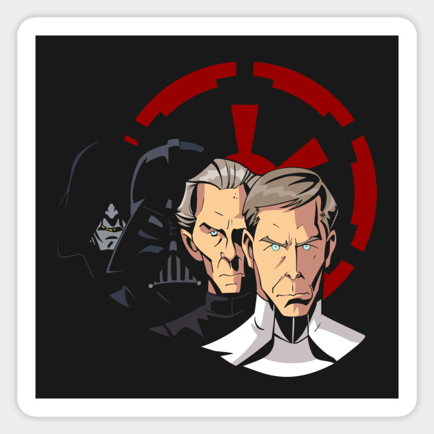 Imperials Sticker