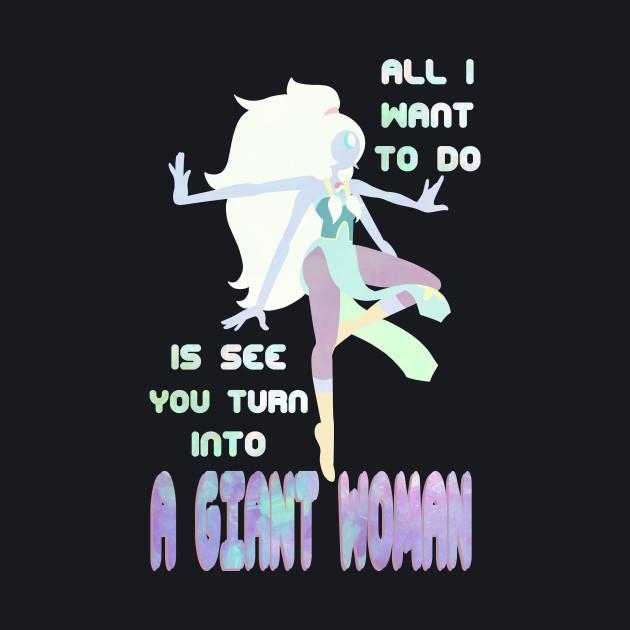 Giant Woman