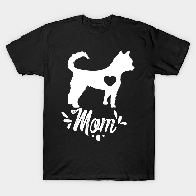 3aa9c42bd Chihuahua Dog Mom Shirt Mother's Day Gift - Chihuahua - T-Shirt ...