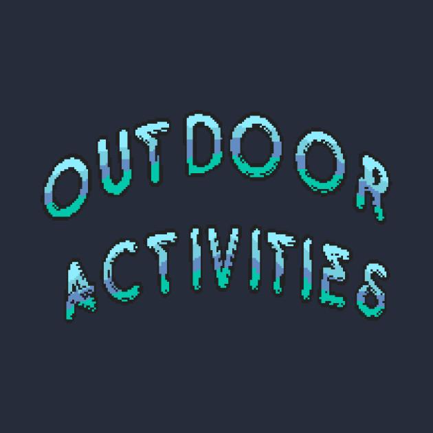 Outdoor Activities (Blue)