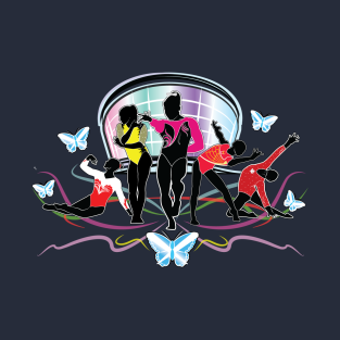 Gymcastic Glasgow Butterfly Shirt
