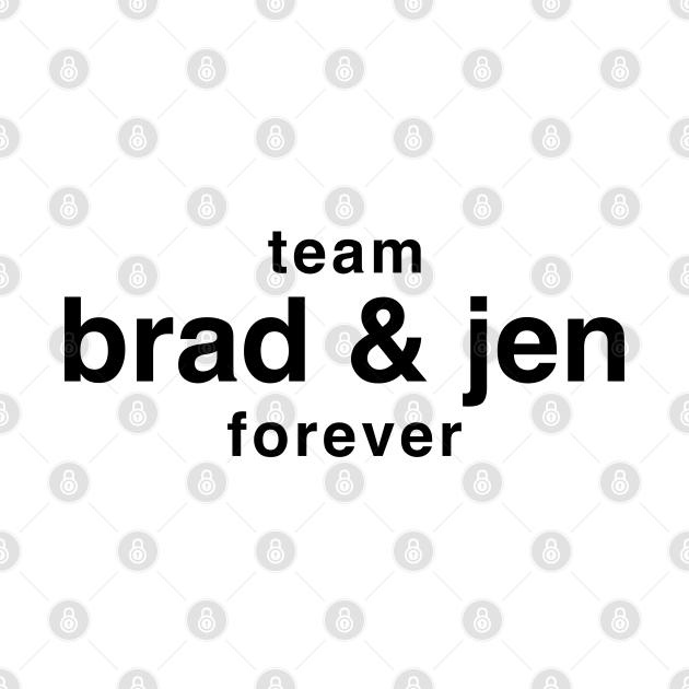 BRAD & JEN
