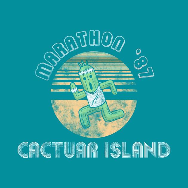 Cactuarathon '87