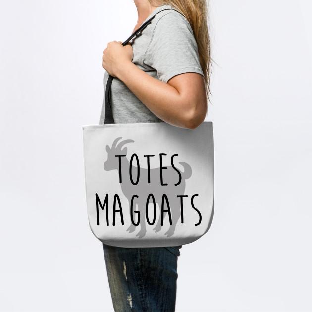 I Love you Man - Totes Magoats