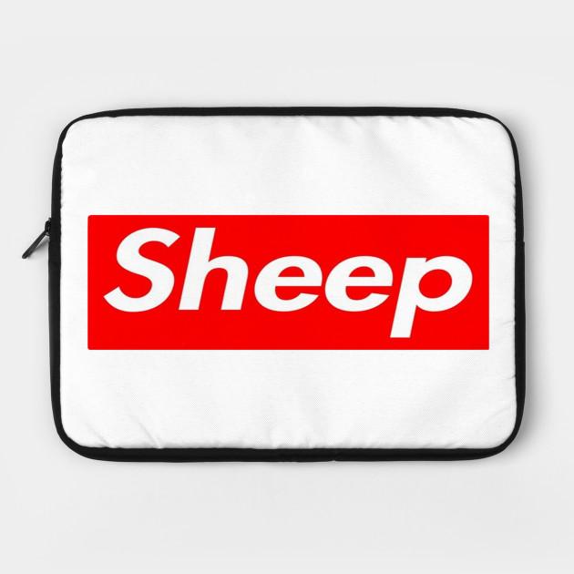 sheep red box logo