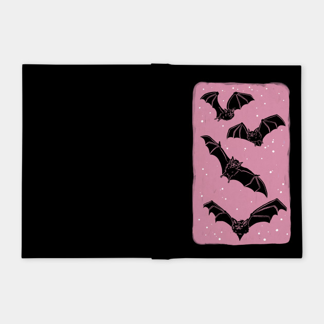 Night Bats in Pink