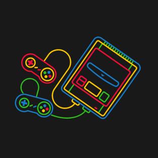 Super Famicom t-shirts