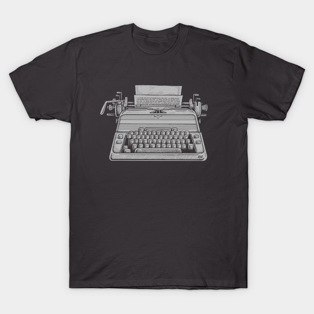 All Work And No Play... The Shining Typewriter