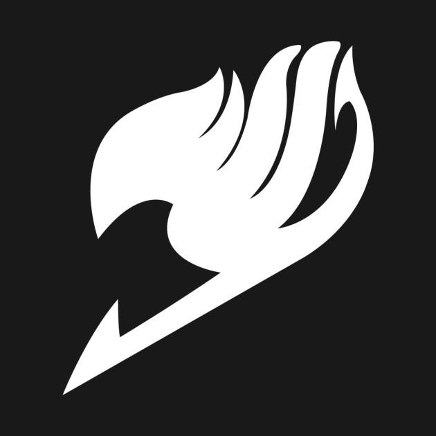 Fairy Tail Logo - White - Fairy Tail - T-Shirt